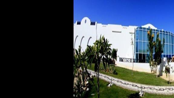Budynek Glówny  w hotelu Hilton Marsa Alam Nubian Resort
