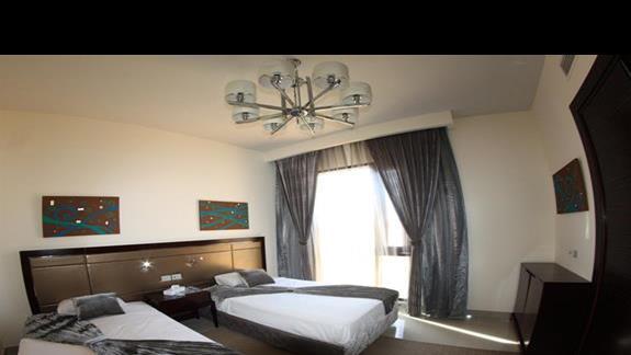 Lobby 2 w hotelu Hilton Marsa Alam Nubian Resort