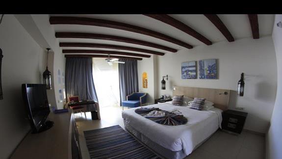 Pokój dwuosobowy w hotelu Hilton Marsa Alam Nubian Resort