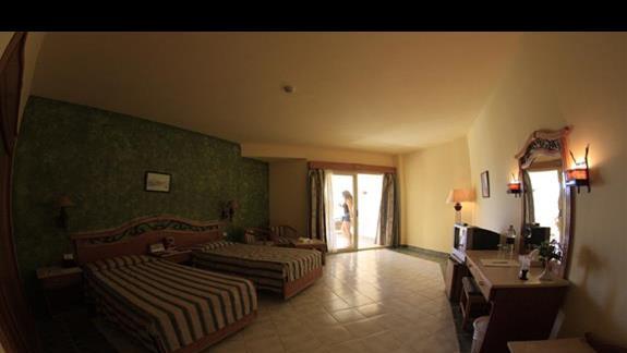 Pokój standardowy w hotelu Brayka Bay