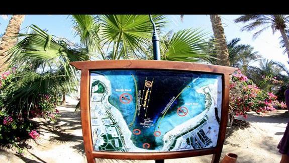 Podział dwóch hoteli Royal Brayka Resort i Brayka Bay Resort