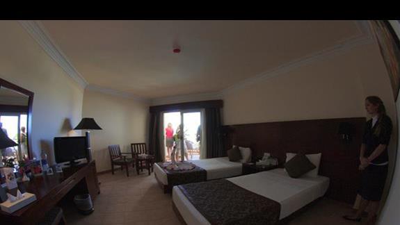 Pokój standardowy w hotelu Royal Brayka Resort