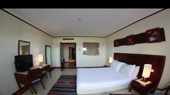 Pokój rodzinny w hotelu Concorde Moreen Beach Spa & Resort