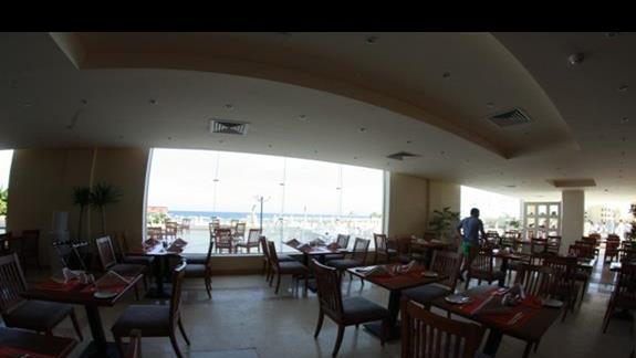 Restauracja w hotelu Concorde Moreen Beach Spa & Resort