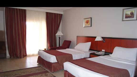 Pokój w hotelu Rehana Royal Beach