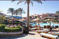 Hotel Rehana Sharm Resort - Basen ze zjezdzalniami w hotelu Rehana Sharm Resort