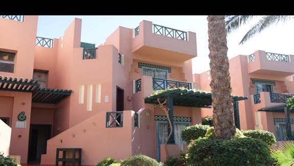 Budynki hotelowe Rehana Sharm Resort