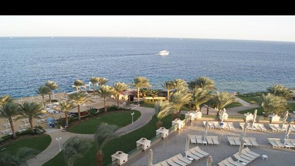 Widok z pokoju hotelu Stella Di Mare
