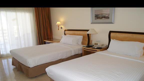 Pokój w hotelu Savoy