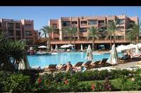 Hotel Rehana Sharm Resort - Basen w Hotelu Rehana Sharm