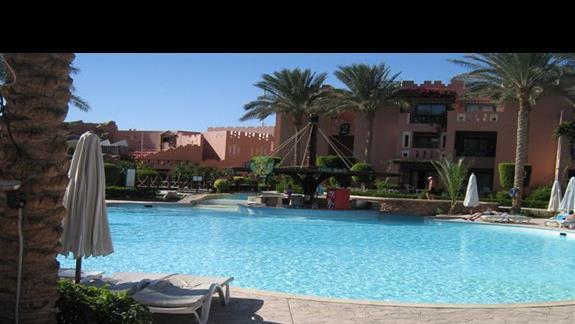 Basen 3 w Hotelu Rehana Sharm