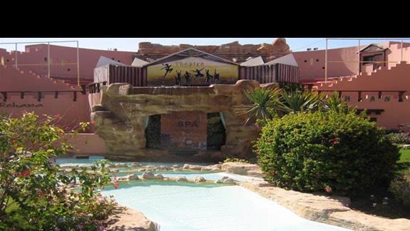 Basen 4 w Hotelu Rehana Sharm.