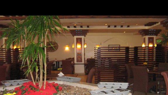 Restauracja w Hotelu Rehana Sharm