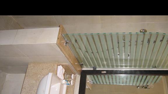 Łazienka  w Hotelu Rehana Sharm
