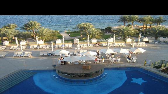 Basen w Hotelu Stella Di Mare