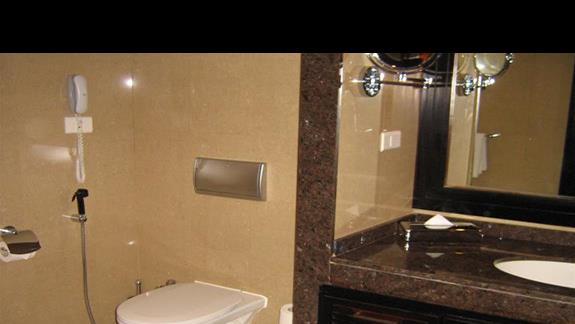Łazienka w Hotelu Stella Di Mare