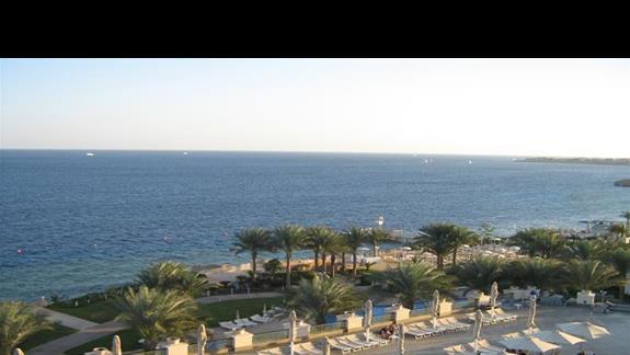 Widok z pokoju w Hotelu Stella Di Mare