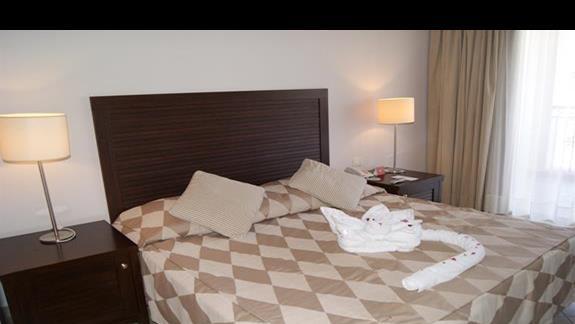 Pokój w hotelu Jaz Mirabel Park