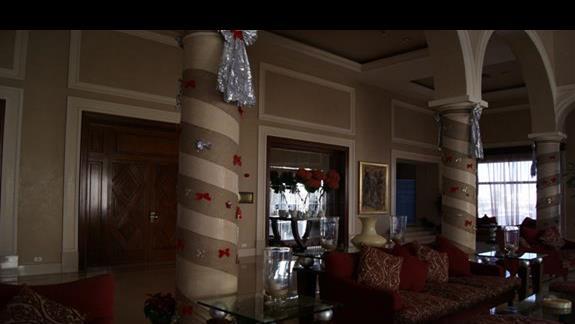Lobby hotelu Jaz Mirabel Beach