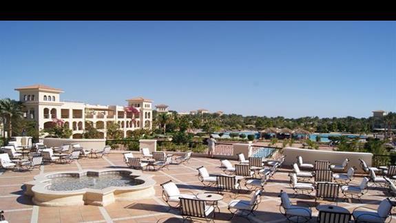 Widok ogólny hotelu Jaz Mirabel Beach