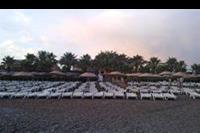 Hotel Galeri Resort - plaża hotelowa