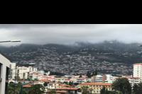 Funchal - Widok na miasto