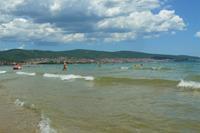 Hotel Globus - plaża w SB