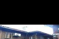 Hotel Globus - charakterystyczna zabudowa Nasebaru