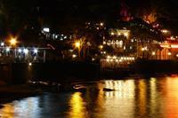 Hotel Globus - Nesebar nocą