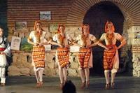Hotel Globus - pokaz tanców ludowych w starym Nesebarze