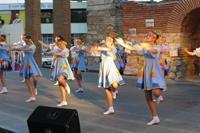 Hotel Globus - tańce ludowe c.d.