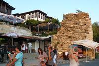 Hotel Globus - na ulichach starego Nesebaru