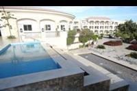 Hotel Jaz Aquamarine - Iberotel Aquamarine - widok na hotel