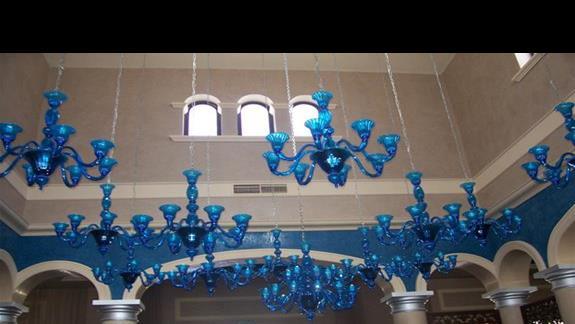 Iberotel Aquamarine - lobby