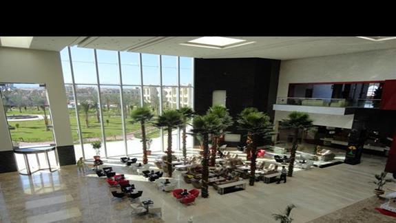 Serenity Fun City - lobby
