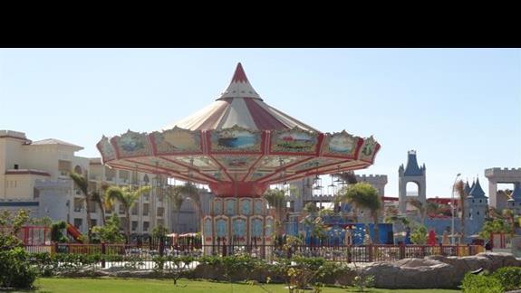 Serenity Fun City - wesole miasteczko