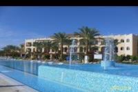 Hotel Jaz Aquamarine - Teren hotelu Iberotel Aquamarine