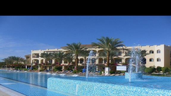 Teren hotelu Iberotel Aquamarine