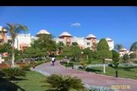 Hotel Serenity Makadi Beach - Jeden z budynków hotelu Serenity Makadi Heights