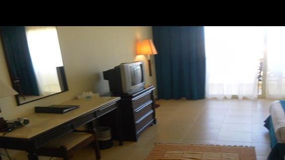 Pokój standardowy w hotelu Serenity Makadi Heights