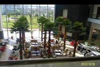 Hotel Serenity Fun City - Lobby bar i widok na teren hotelu Serenity Fun City