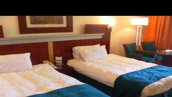 Pokój w hotelu Serenity Fun City