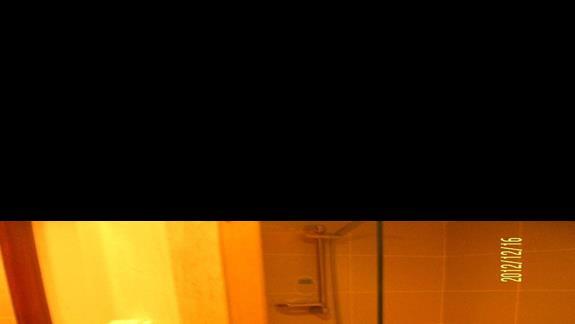 Łazienka w hotelu Serenity Fun City
