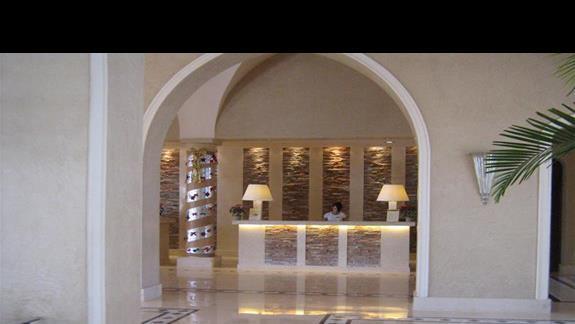 Recepcja Hotelu Jaz Mirabel Park