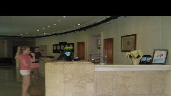 Recepcja w Hotelu Savoy