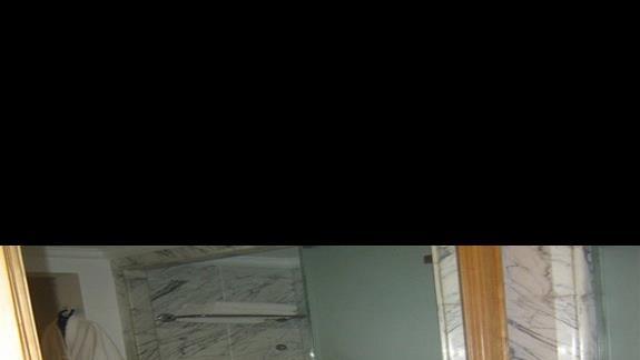 Łazienka w Hotelu Savoy