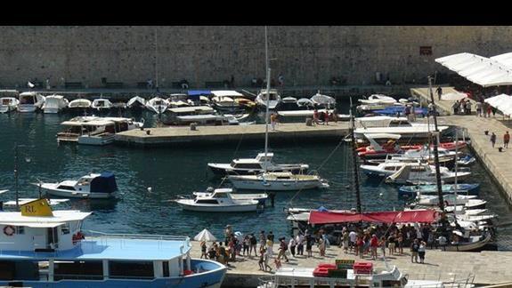 Perła Adriatyku - port