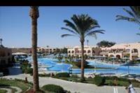Hotel Ali Baba Palace - widok z pokoju