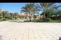 Hotel Amwaj Oyoun Resort & Spa - budynki hotelowe