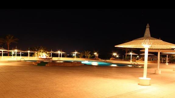 Drugi basen Pergola